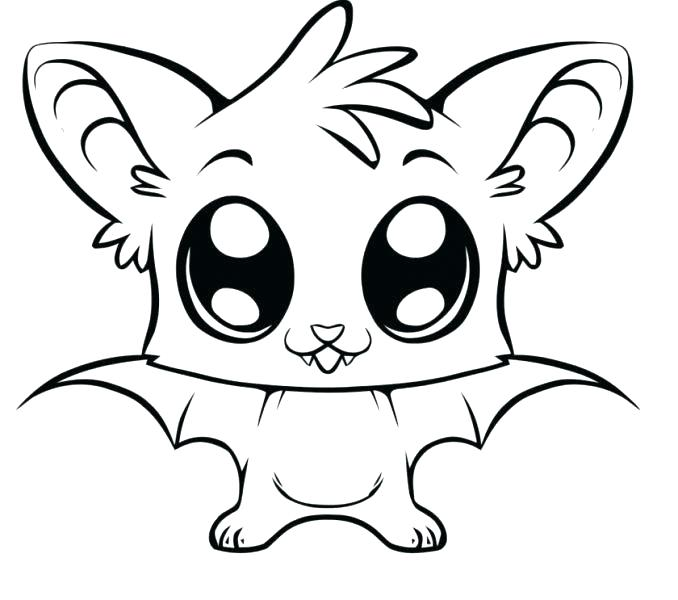 678x600 Animals Coloring Pages Animal Coloring Pages Plus Site Cute Baby