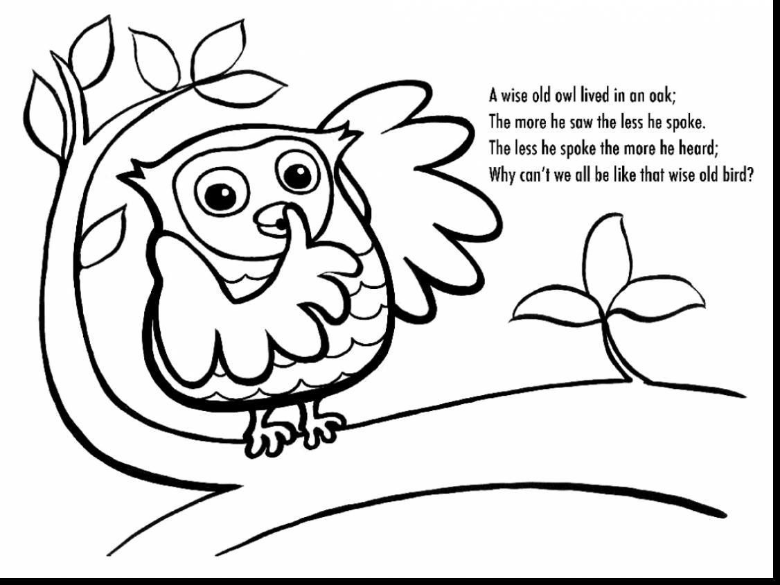 1126x844 Thanksgiving Coloring Pages For Kindergarten Free Christmas