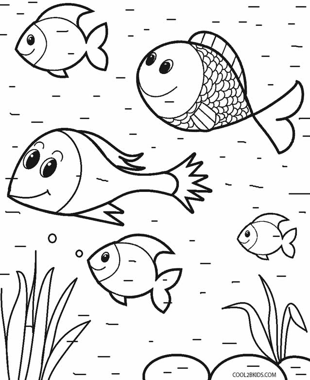 638x780 Toddler Coloring Pages Animals
