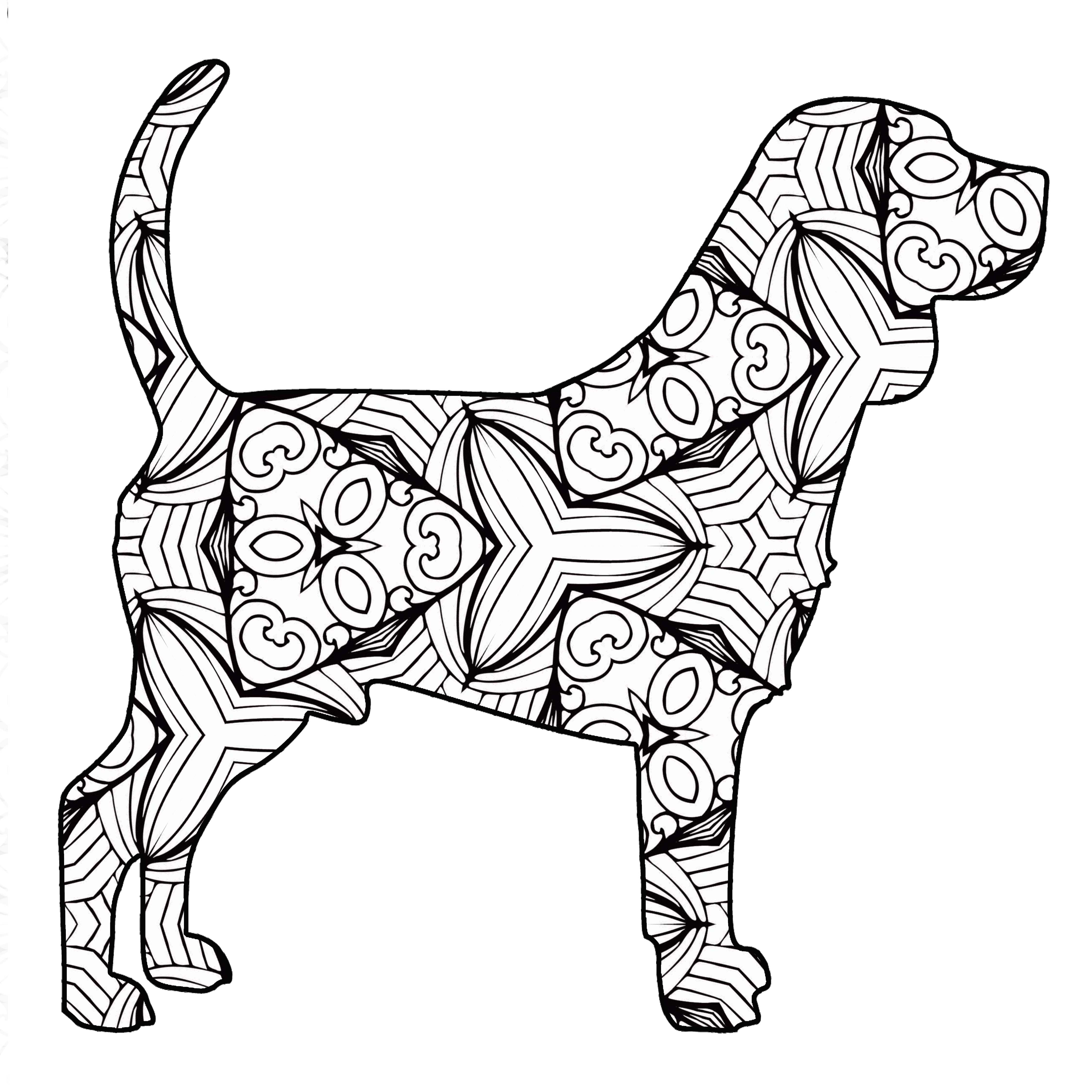 Animal Coloring Pages Images