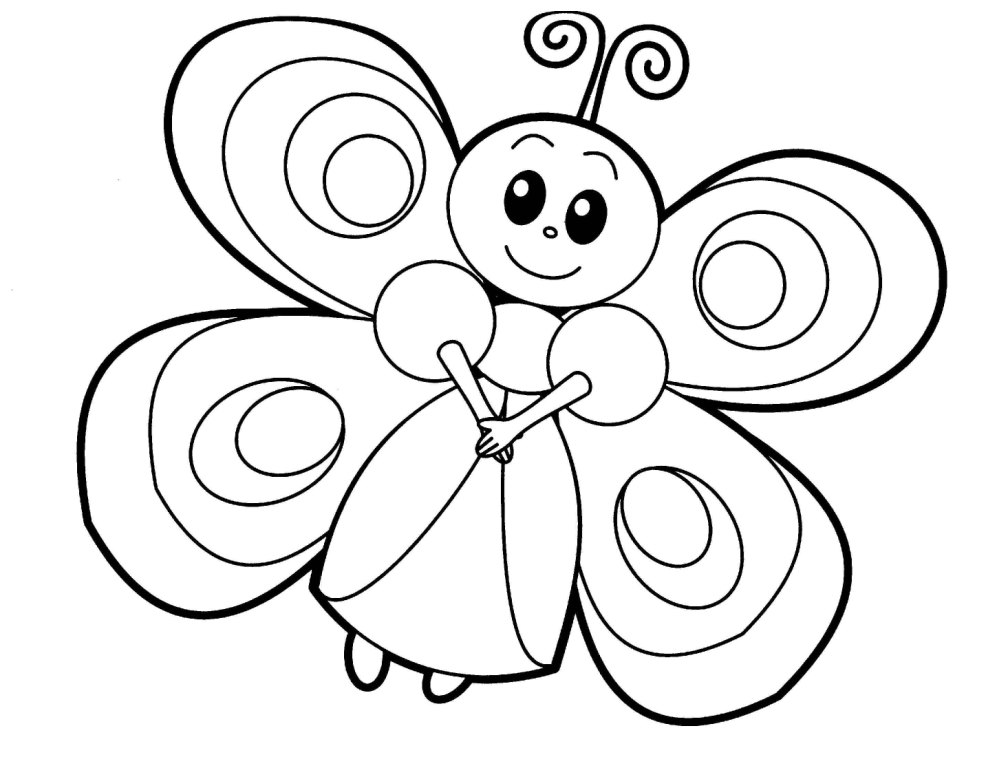 1008x768 Animals Coloring Pages