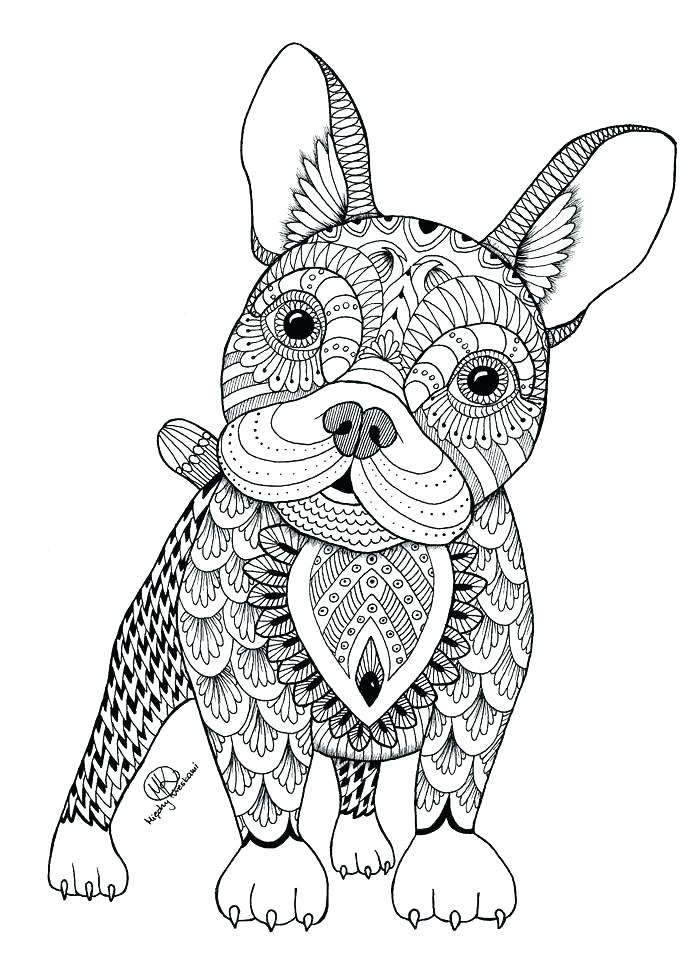 695x960 Realistic Animal Coloring Pages As Well As Animal Coloring Pages