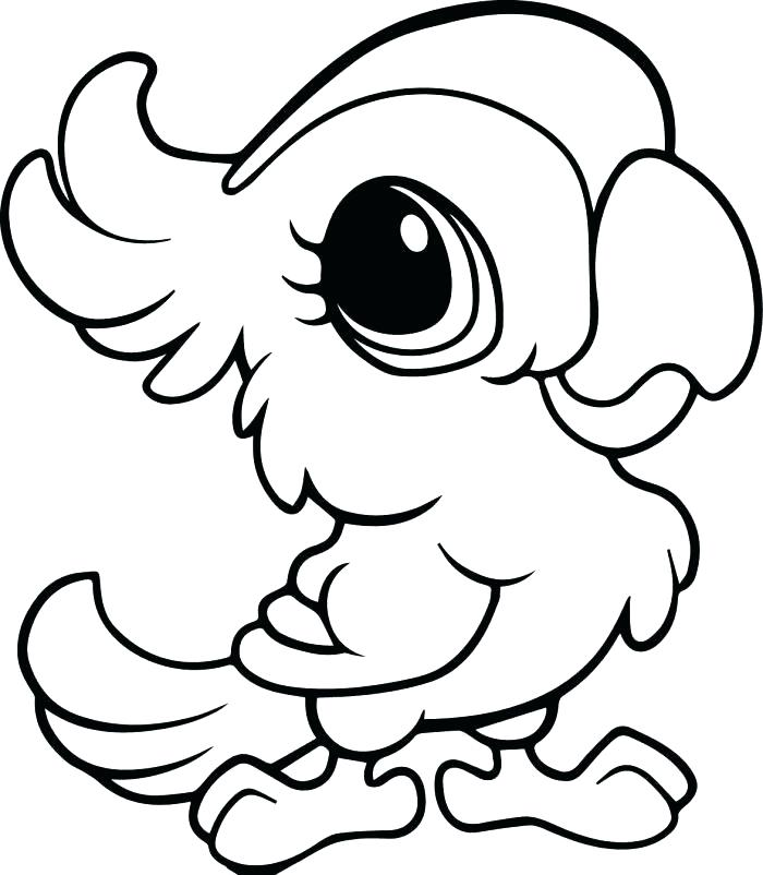 700x802 Animal Coloring Pictures To Print Animal Coloring Pages Free Easy