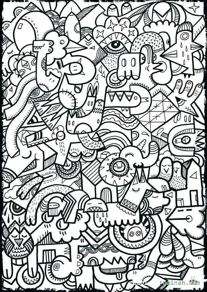728x1024 Cool Design Coloring Pages Cool Coloring Pages Cool Coloring Pages