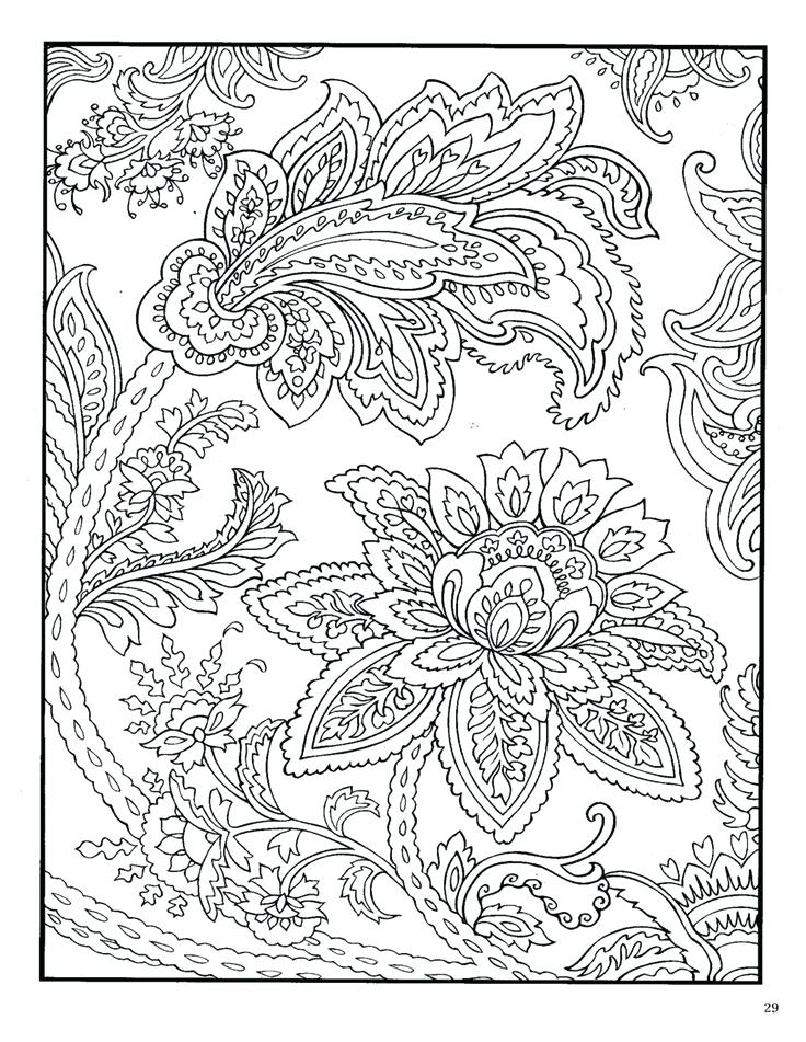 736x951 Pattern Coloring Sheets Free Pattern Animal Coloring Pages