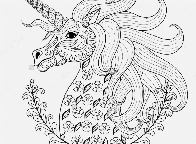 827x609 Printable Unicorn Pictures Shoot Adult Coloring Pages Animal
