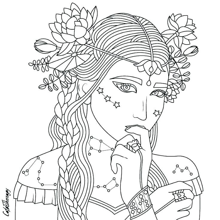 736x736 Coloring Pages Of Faces Face Coloring Page Full Size Of Coloring