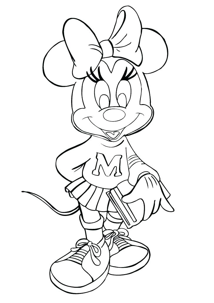 728x1030 Mini Pumpkin Coloring Pages Girl Mouse Coloring Page A Animal