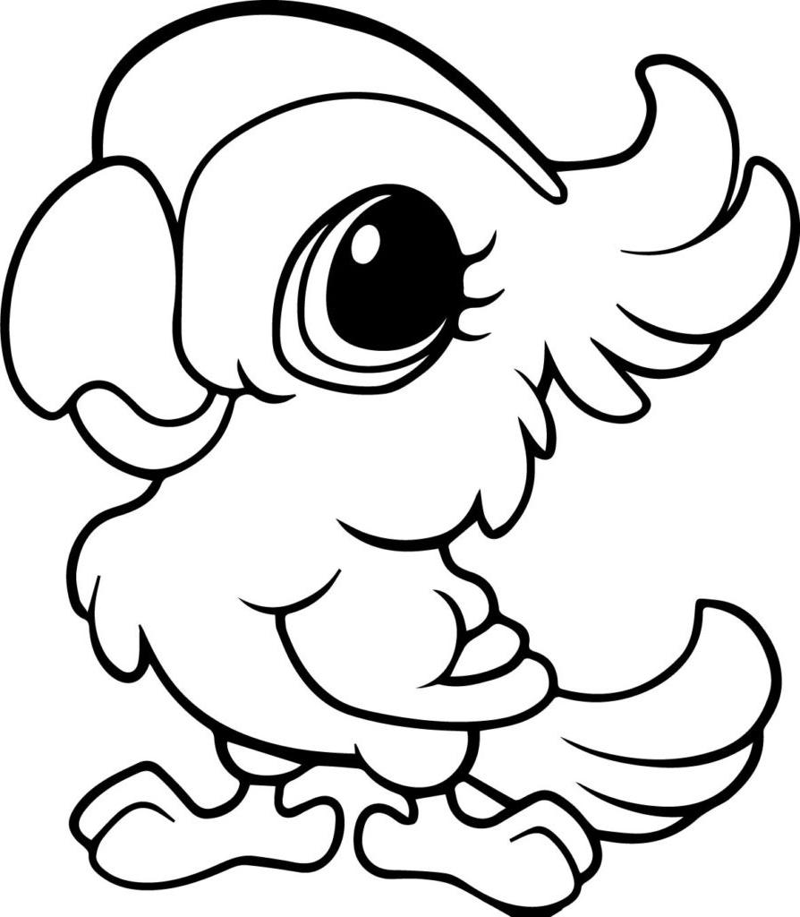 894x1024 Awesome Cute Animal Coloring Pages Design Printable Coloring Sheet