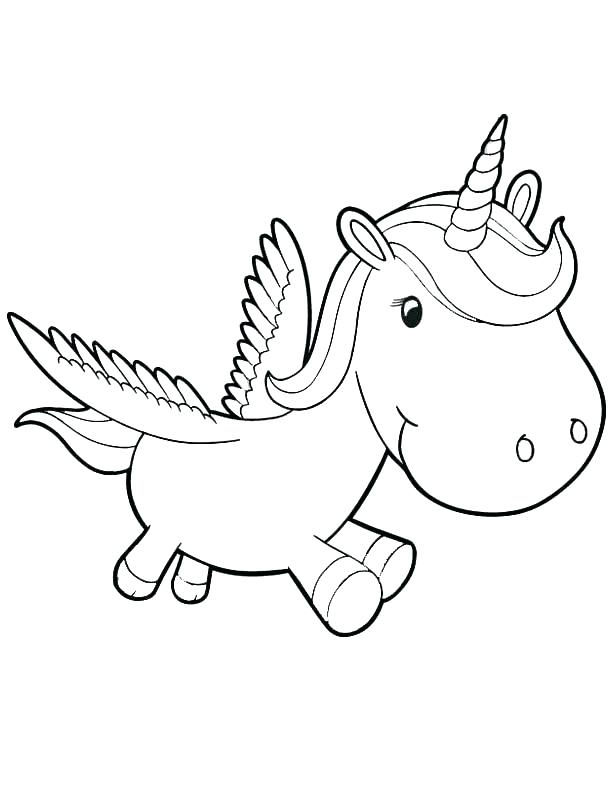 612x792 Coloring Pages Of Animals Unicorns Coloring Page Unicorn Coloring