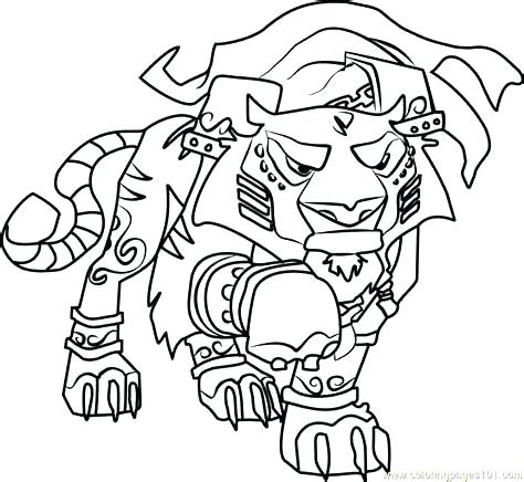 474x436 Animal Jam Coloring Pages