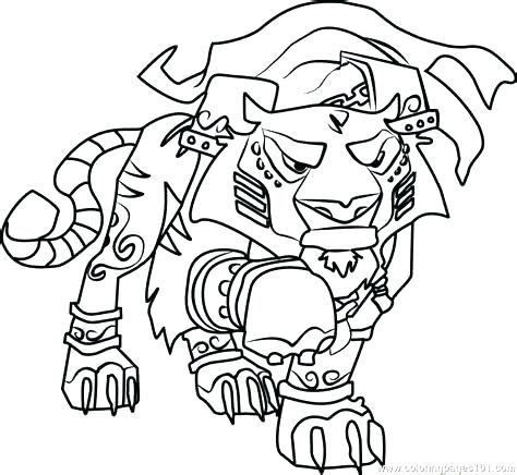474x436 Animal Jam Coloring Pages Tiger Beautiful Animal Jam Coloring