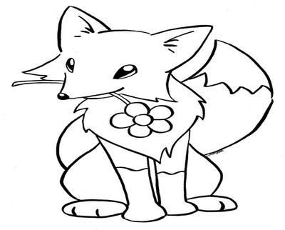 400x322 Animal Jam Coloring Pages To Print Page Image Clipart Images