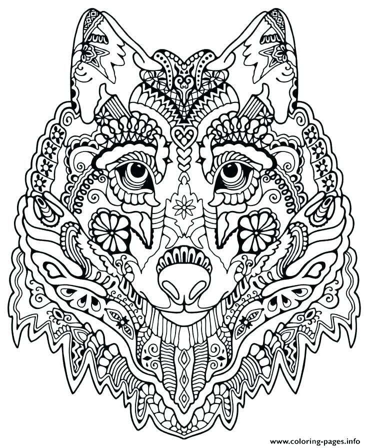 736x896 Animal Jam Arctic Wolf Coloring Pages To Print Wolf Coloring Pages