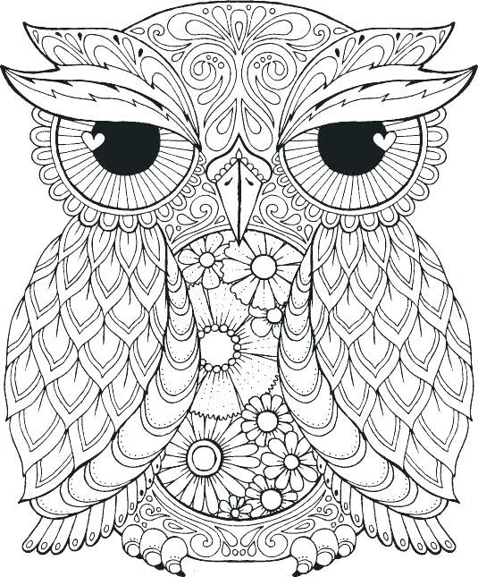 Animal Mandala Coloring Pages At Getdrawings Free Download