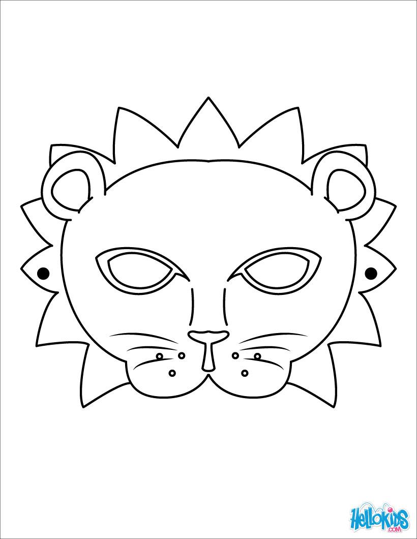 820x1060 Lion Mask Crochet Crafts Lion Mask, Lion Craft