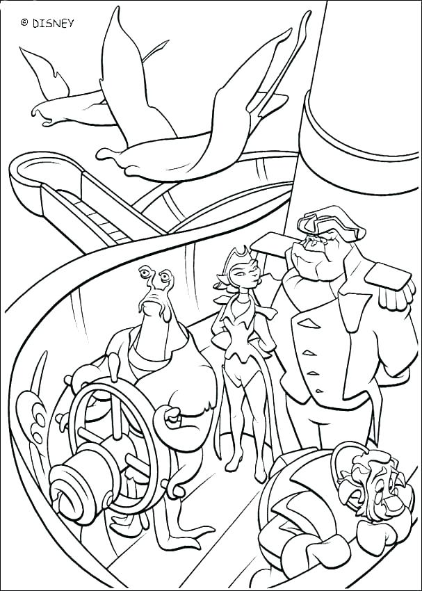 607x850 Animal Planet Colouring Pages Coloring Timeless