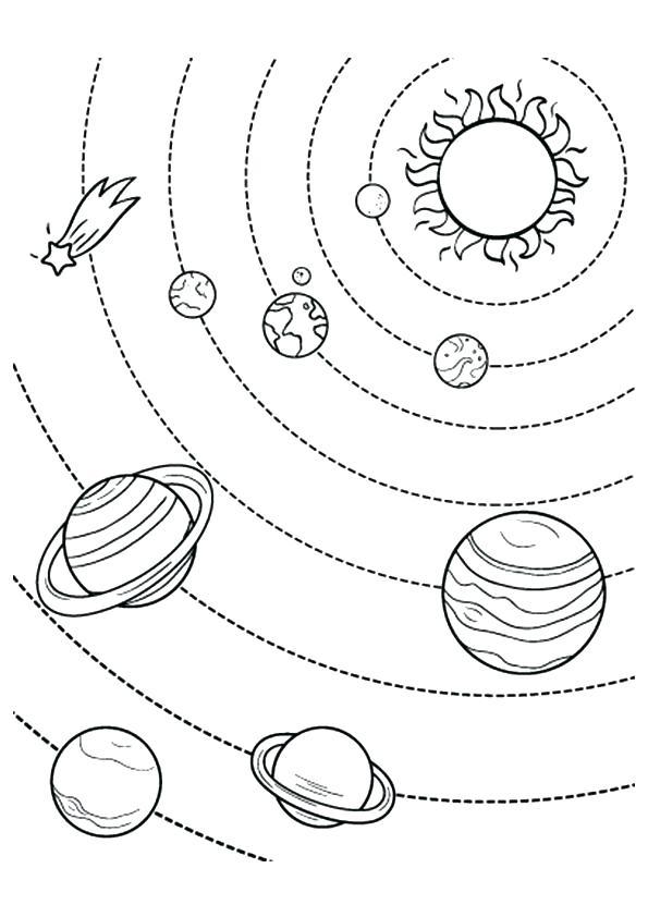 595x842 Planet Coloring Page Planet Coloring Page Planet Coloring Sheets