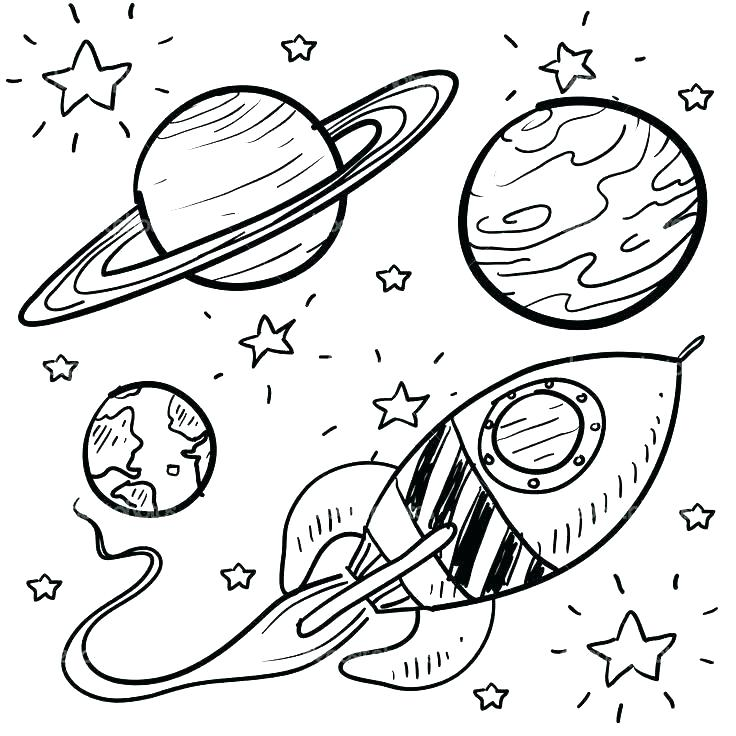 736x736 Planet Coloring Pages Coloring Pages Planets Coloring Planets