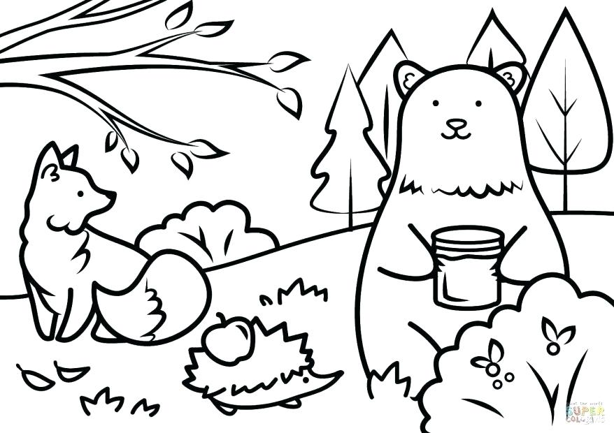 878x620 Animal Tracks Coloring Pages Coloring Full Size Of Zoo Animals