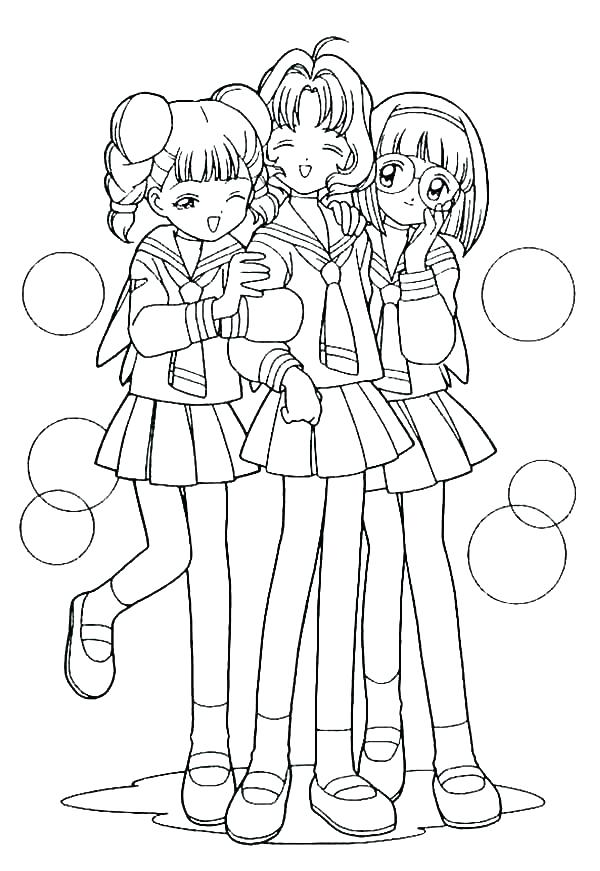 600x871 Best Friends Coloring Pages Best Friend Coloring Pages To Print