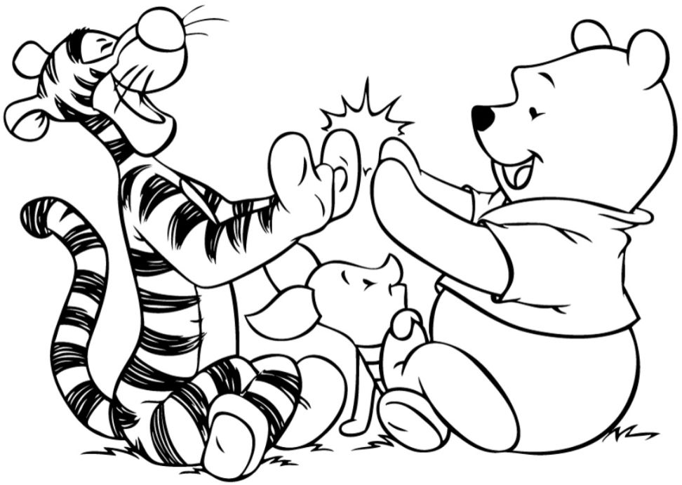 972x691 Friendship Coloring Pages Stunning Best Friends Coloring Page