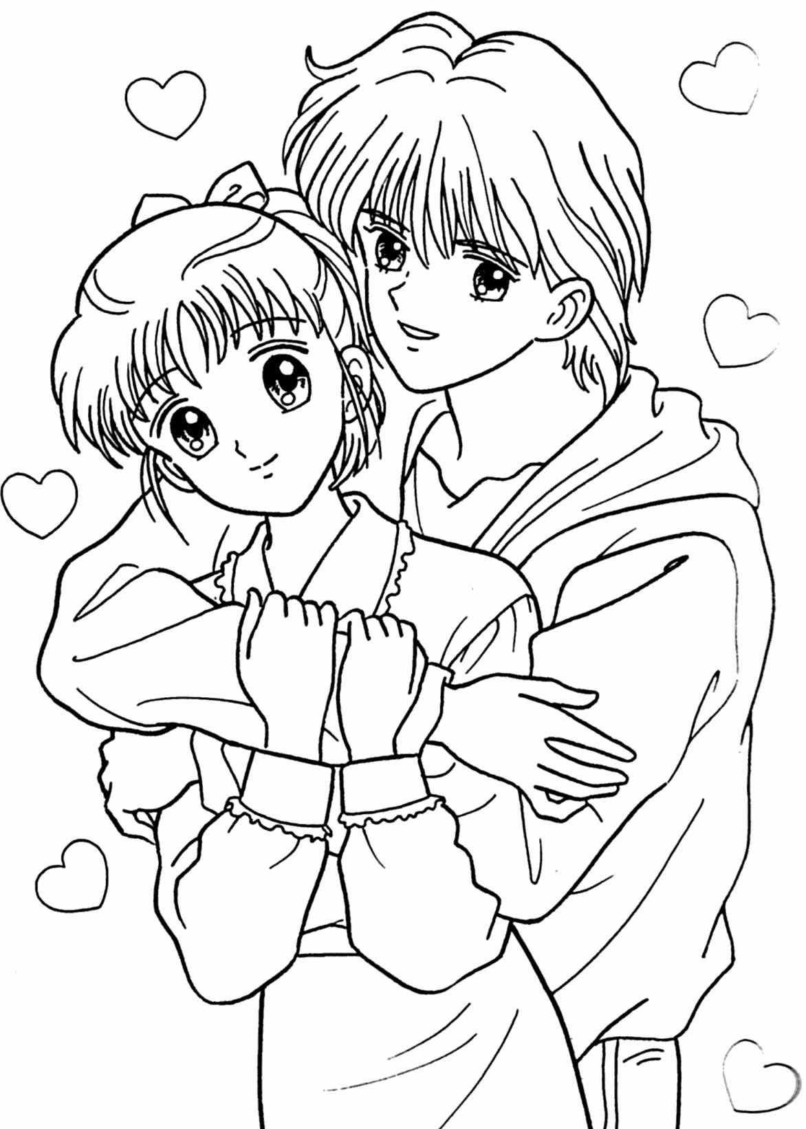 1172x1642 Beauty Miki From Marmalade Boy Coloring Pages For Kids New Anime