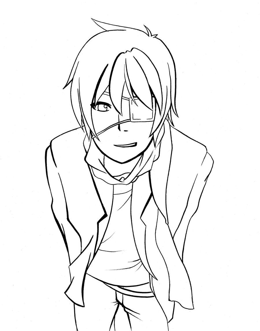 900x1143 Unbelievable Anime Boy Coloring Page Image Clipart Grigorg Of Cool