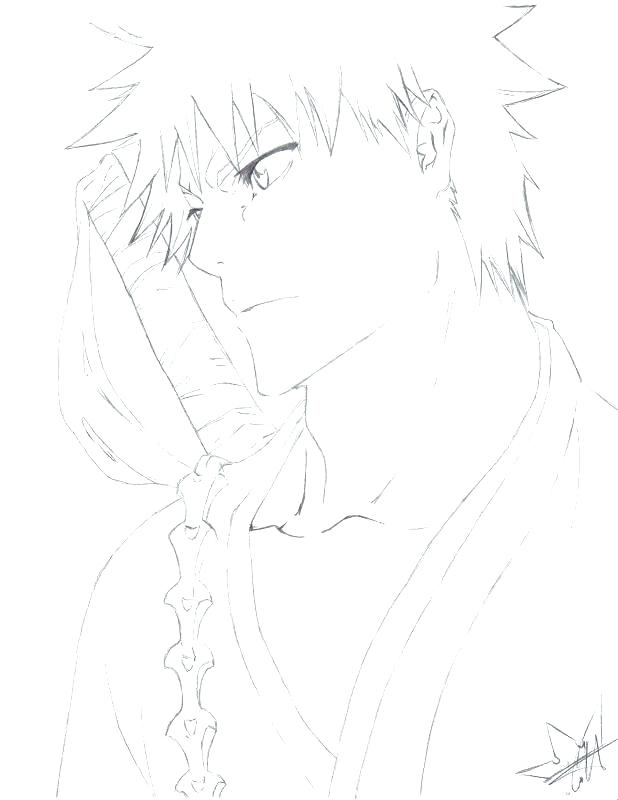 618x800 Anime Boy Coloring Pages Coloring Pages Sad Anime Boy Anime Boy