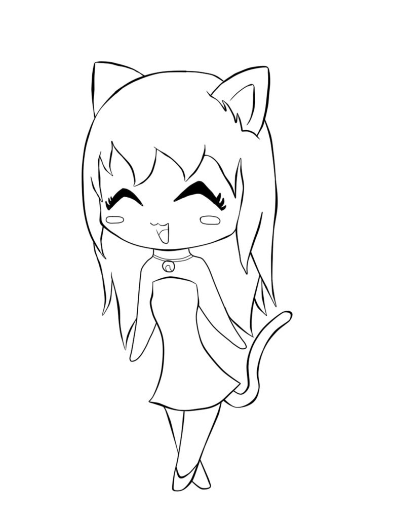 780x1024 Fresh Chibi Coloring Pages Coloringsuite Free Coloring Pages