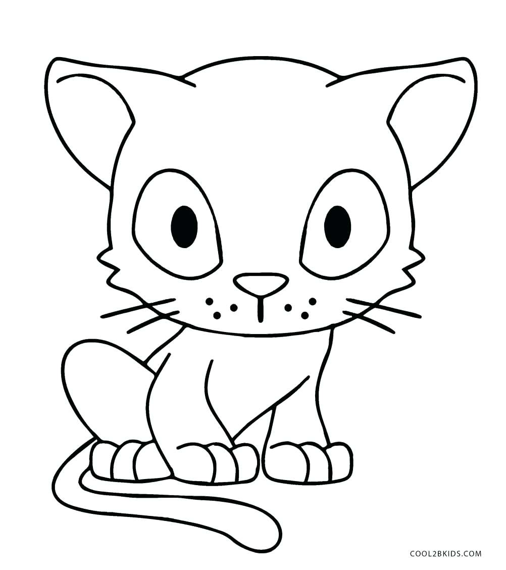 1002x1128 Coloring Pages Cat Coloring Pages Anime Cute Cartoon Cat