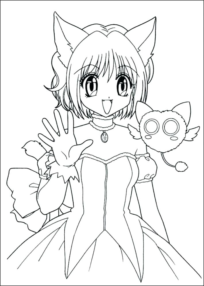 710x998 Coloring Pages Of Anime Characters Coloring Pages Anime Characters