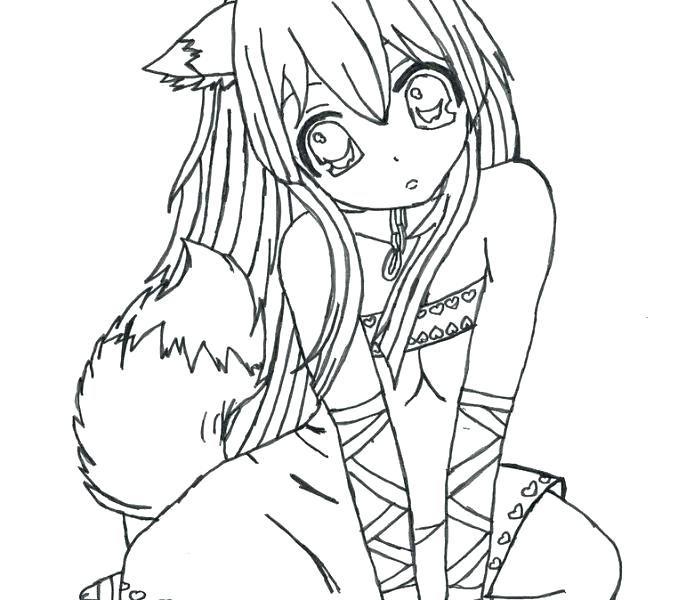 678x600 Coloring Pages Of Anime Characters Coloring Pages Anime Manga