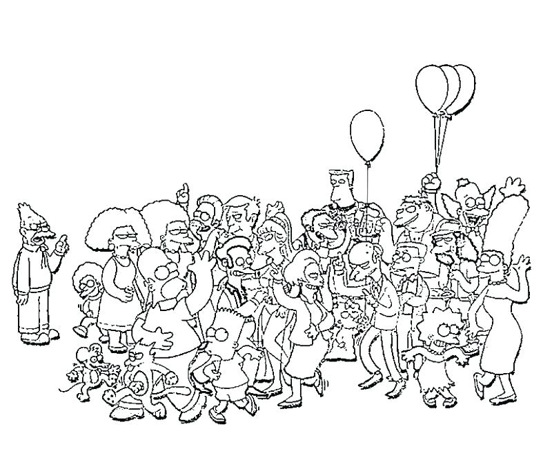 800x667 Coloring Pages Characters