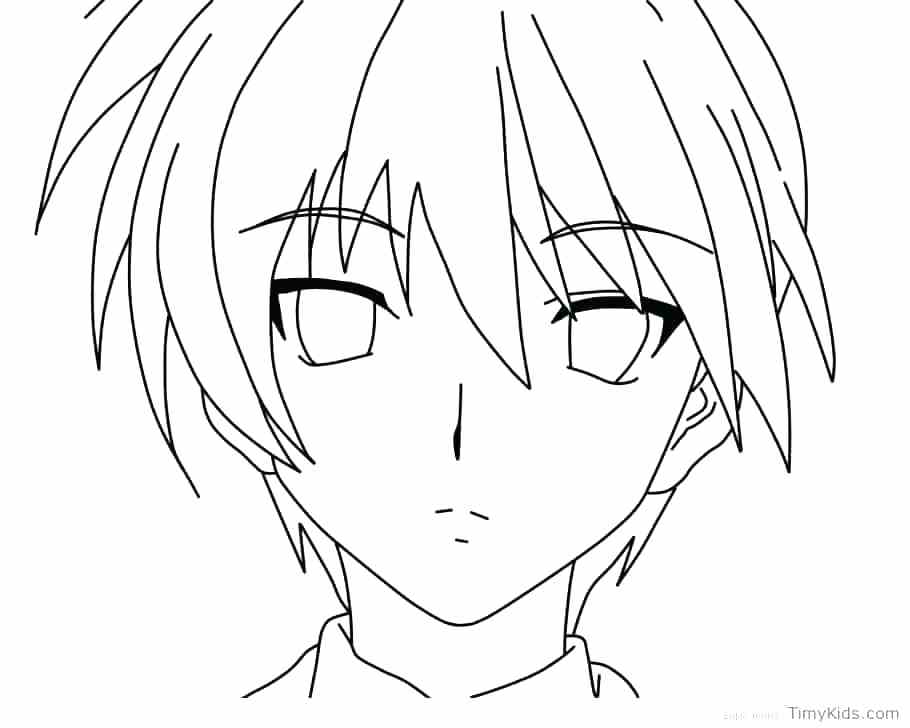910x728 Coloring Pages Of Anime Characters Slavyanskiy Club
