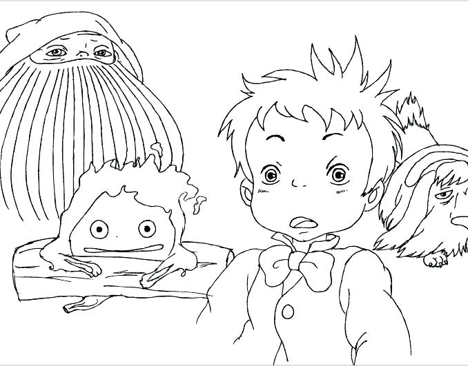 678x531 Anime Coloring Pages Printable Anime Colouring Pages Printable My