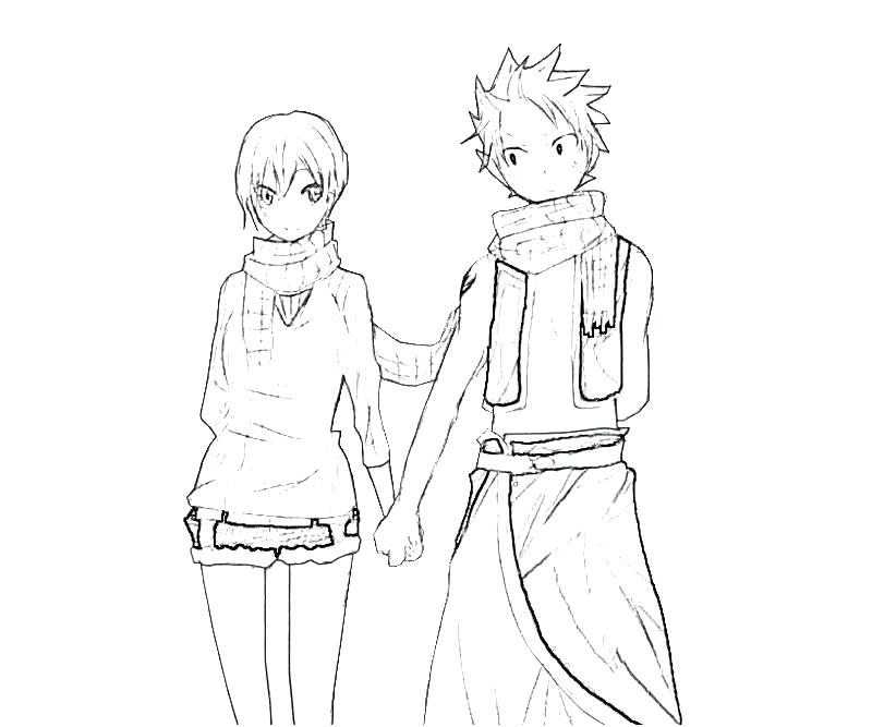 800x667 Anime Couples Coloring Pages Anime Couple Coloring Pages To Print