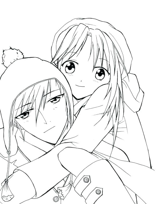 600x784 Cute Couple Coloring Pages Cute Couple Coloring Pages Cute Couple