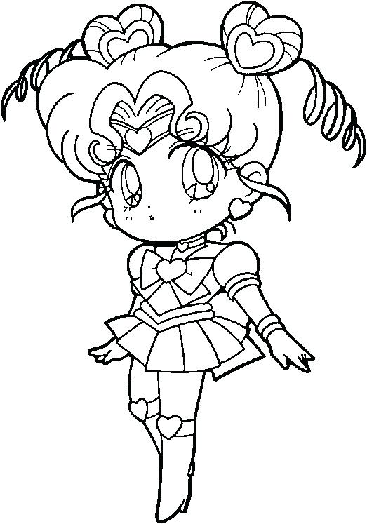 523x747 Coloring Pages Complicated Colouring Pages Anime Chibi Coloring