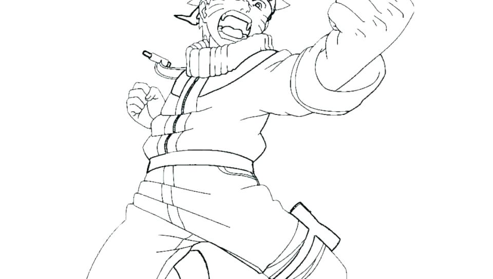 960x544 Coloring Pages Free Coloring Pages Anime Coloring Pages Naruto