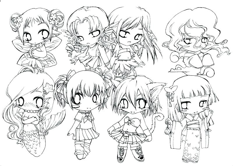 800x570 Anime Coloring Pages Unique Anime Coloring Pages Or Cute Anime