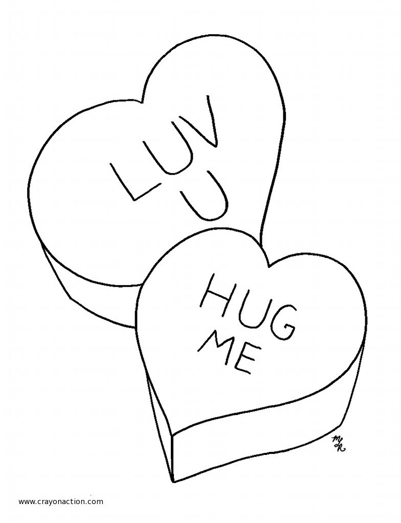 784x1022 Valentine Candies Coloring Page Crayon Action Coloring Pages