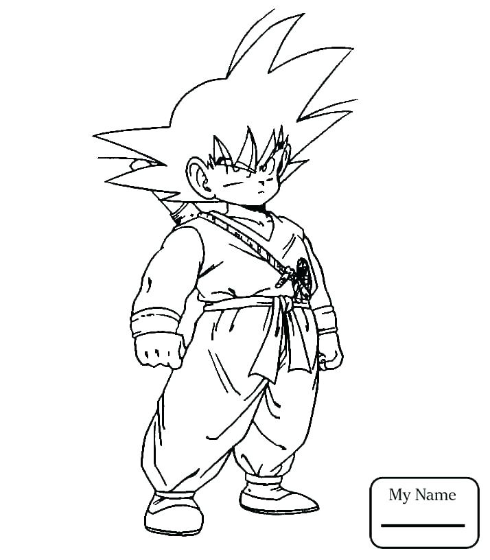 714x816 Super Saiyan Coloring Pages Coloring Pages Anime Manga Coloring