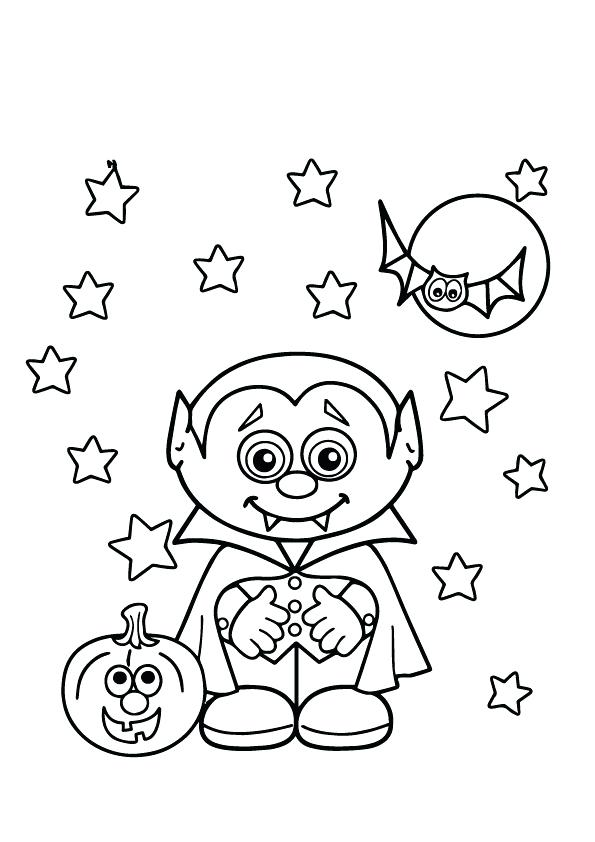 595x842 Vampire Coloring Pages Cute Vampire Coloring Pages Withnd Bat