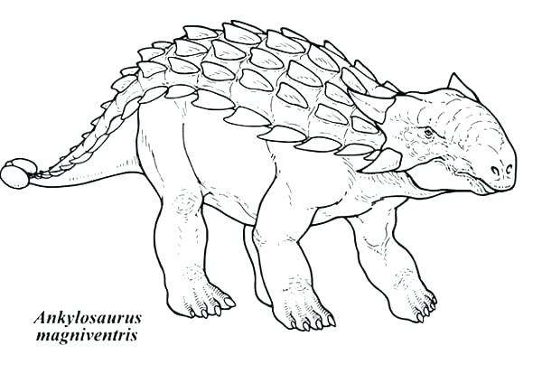 600x424 Coloring Page Dinosaur And Coloring Pages Coloring Page Dinosaur
