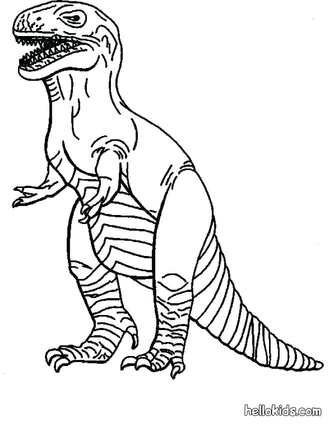 669x850 Dinosaur Free Coloring Pages For Kids Ankylosaurus Free Coloring