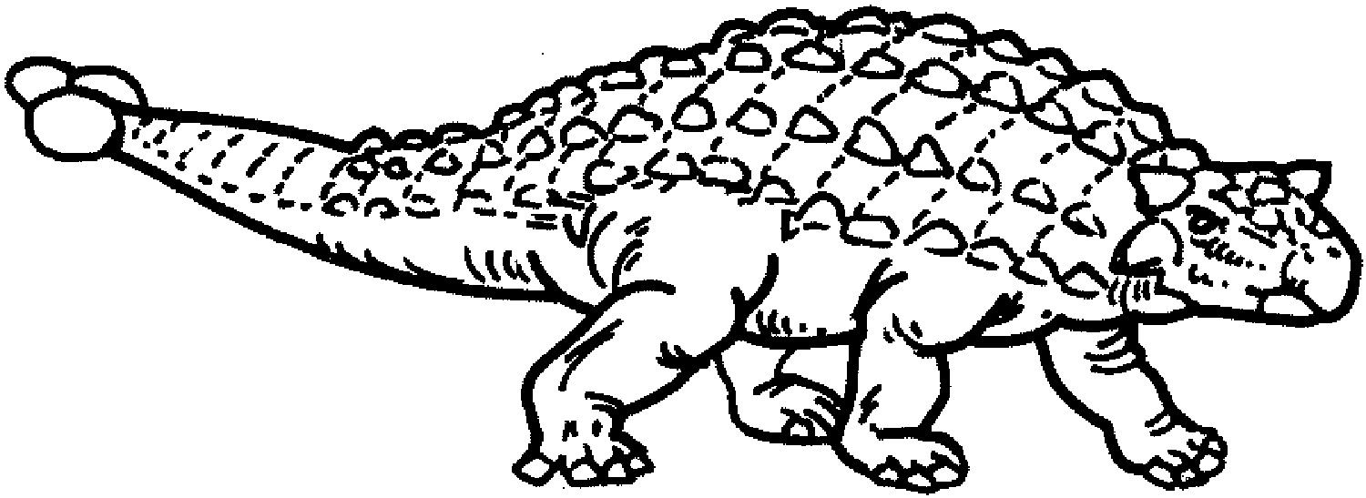 1500x547 Wealth Ankylosaurus Coloring Page Dinosaur Free Printable Pages