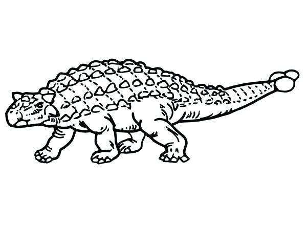 600x450 Ankylosaurus Coloring Page Coloring Page Coloring Page Free