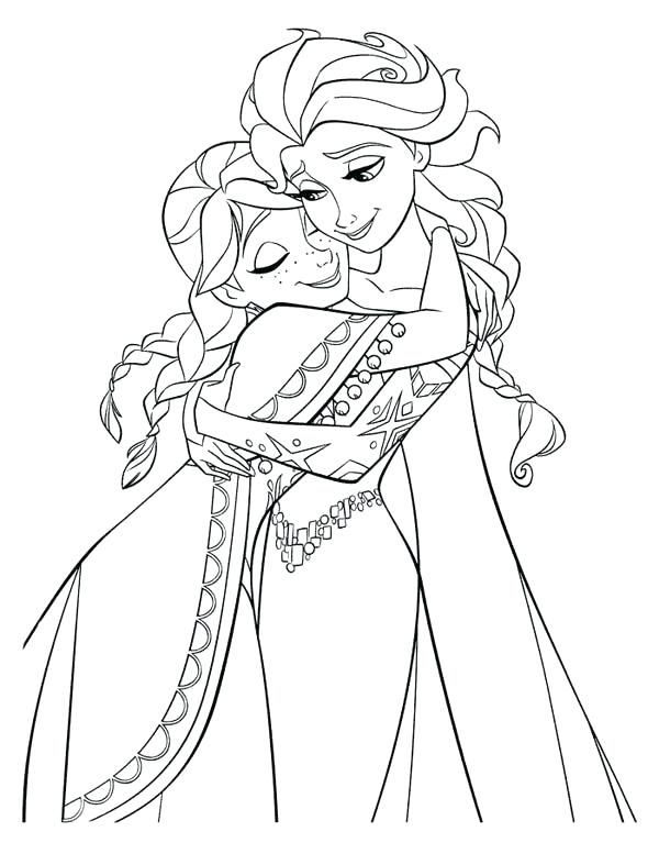 600x787 Anna Frozen Coloring Pages Frozen And Coloring Pages Free
