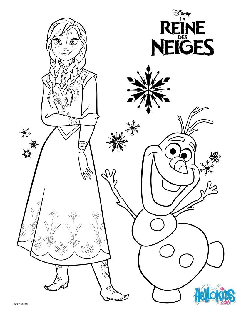 820x1060 Coloring Page About Frozen Disney Movie Beautiful Drawing Of Anna